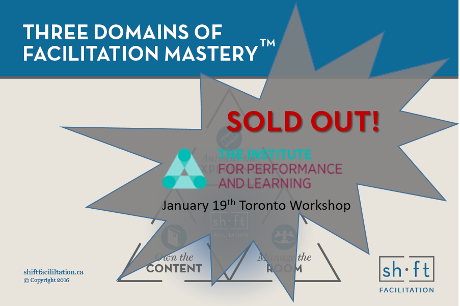 Masterful Facilitation – SOLD OUT!